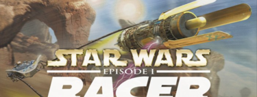 El clásico Star Wars: Episode I Racer regresa a PC: vuelven las carreras de vainas a 1.000 km/h