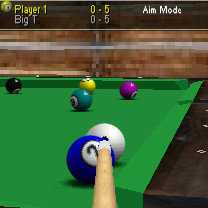Virtual Pool Mobile para S60 3rd Edition