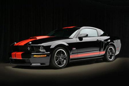 Shelby Mustang GT Barrett-Jackson Edition