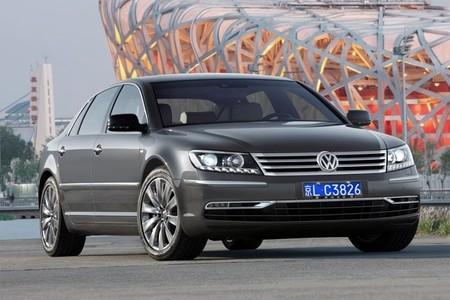 El nuevo Volkswagen Phaeton tendrá mecánicas híbridas