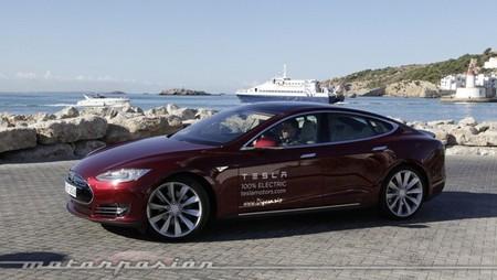 Tesla Model S, prueba en Ibiza (primeras impresiones)