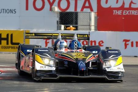 Triplete de Acura en Long Beach