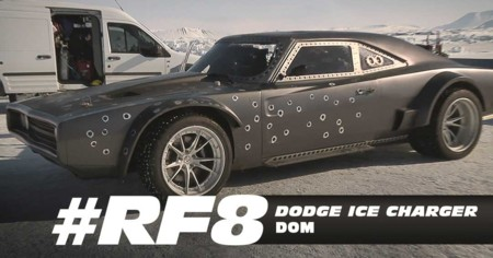 F8 Dodge Ice Charger