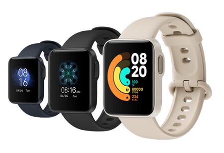 El Xiaomi Mi Watch Lite llega oficialmente a España: precio y disponibilidad