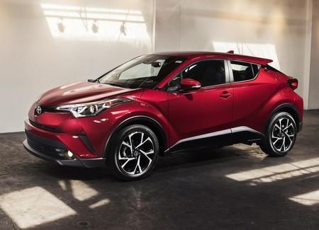 Toyota C-HR: Precios, versiones y equipamiento en México