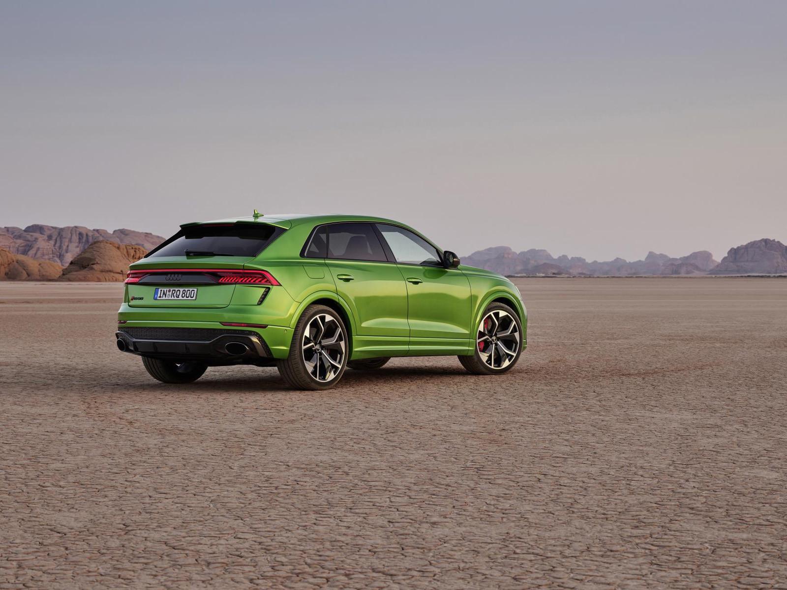 Foto de Audi RS Q8 2020 (37/47)