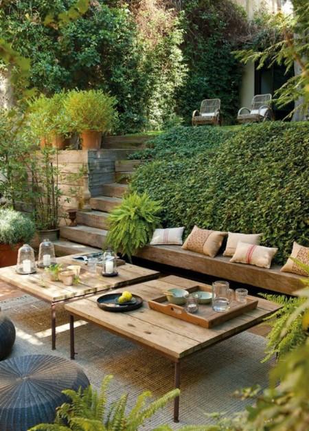 Tres menús orientales para los jardines más exóticos