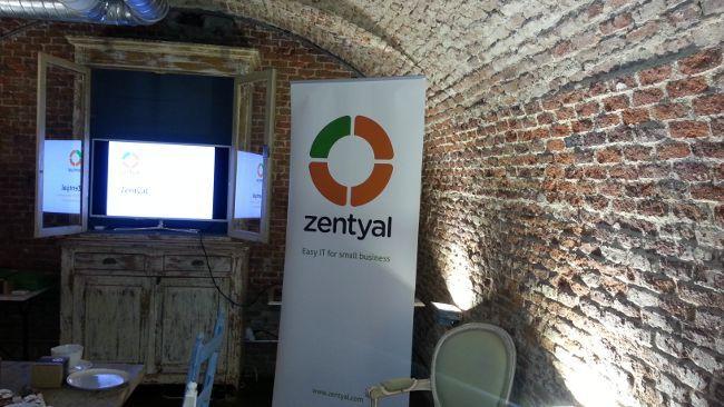 Ignacio Correa, CEO de Zentyal: