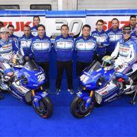 Suzuki nos muestra en vídeo la decoración que lució el equipo de MotoGP en Alemania