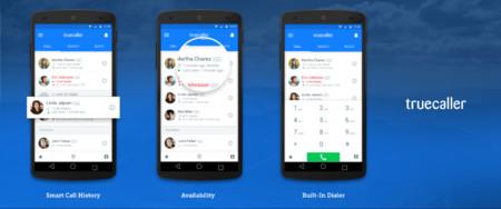 Truecaller para Android es ahora un marcador teléfonico inteligente
