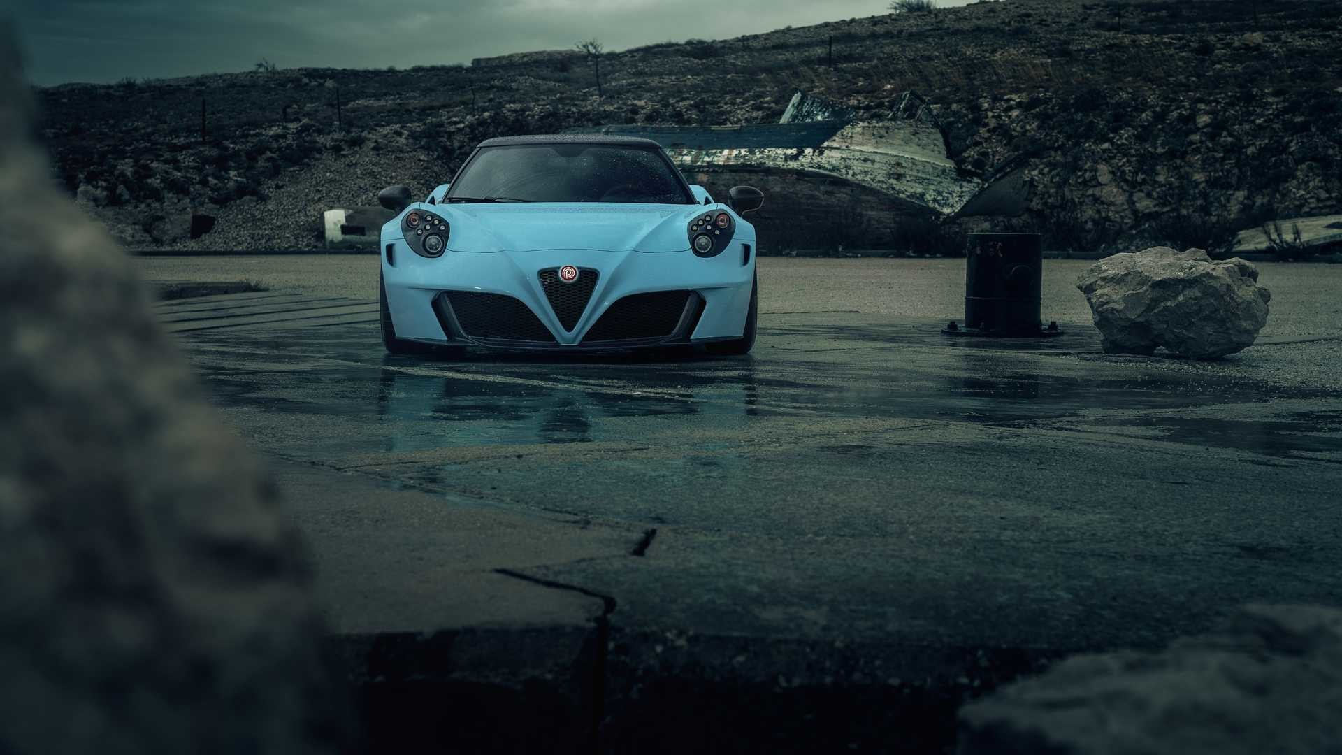 Foto de Pogea Racing Alfa Romeo 4C Zeus (66/68)