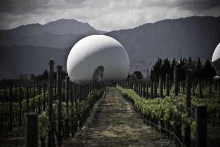Las antenas de ECHELON en Nueva Zelanda espiaban (ilegalmente) a Kim Dotcom