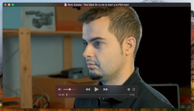 IINA, haced hueco a este nuevo reproductor de vídeo para macOS porque se lo merece