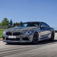 El nuevo BMW M8 Coupé nos enseña en vídeo algunas de sus novedades, aún atiborrado de camuflaje