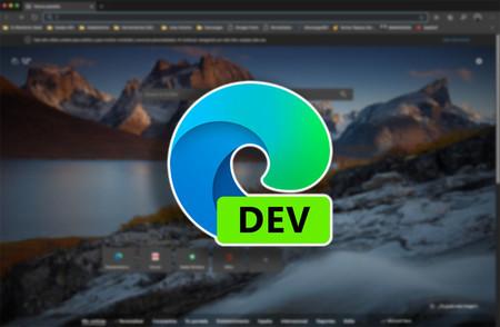 Edge se actualiza en el Canal Dev: el navegador de Microsoft mejora la seguridad en el uso de las tarjetas de crédito