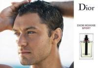 Imágenes de Jude Law para la fragancia Dior Homme Sport