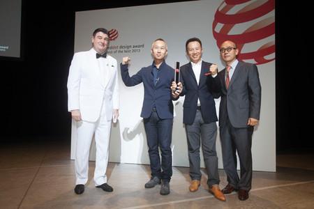 Lo mejor de los Red Dot Awards 2013