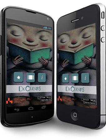 DeCuentos, una interesante aplicación con vídeo-relatos para niños