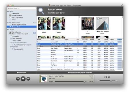 Tomahawk, la alternativa de código abierto a iTunes y mucho más