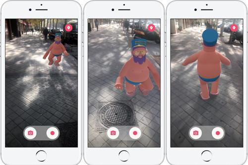HotStepper: queríamos la realidad aumentada para que un tipo semidesnudo nos guiara por la calle