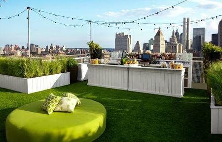 Terraza Soaked Lounge Nueva York