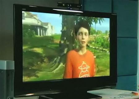 Presentado un nuevo vídeo de Milo, el niño virtual de Xbox 360