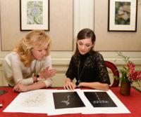 Marion Cotillard nos ha salido diseñadora de lujo para Chopard