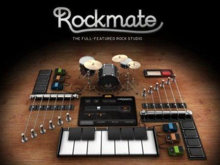 Rockmate, una original aplicación para crear música