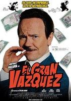 'El gran Vázquez', con Santiago Segura como el autor de tebeos: cartel y tráiler