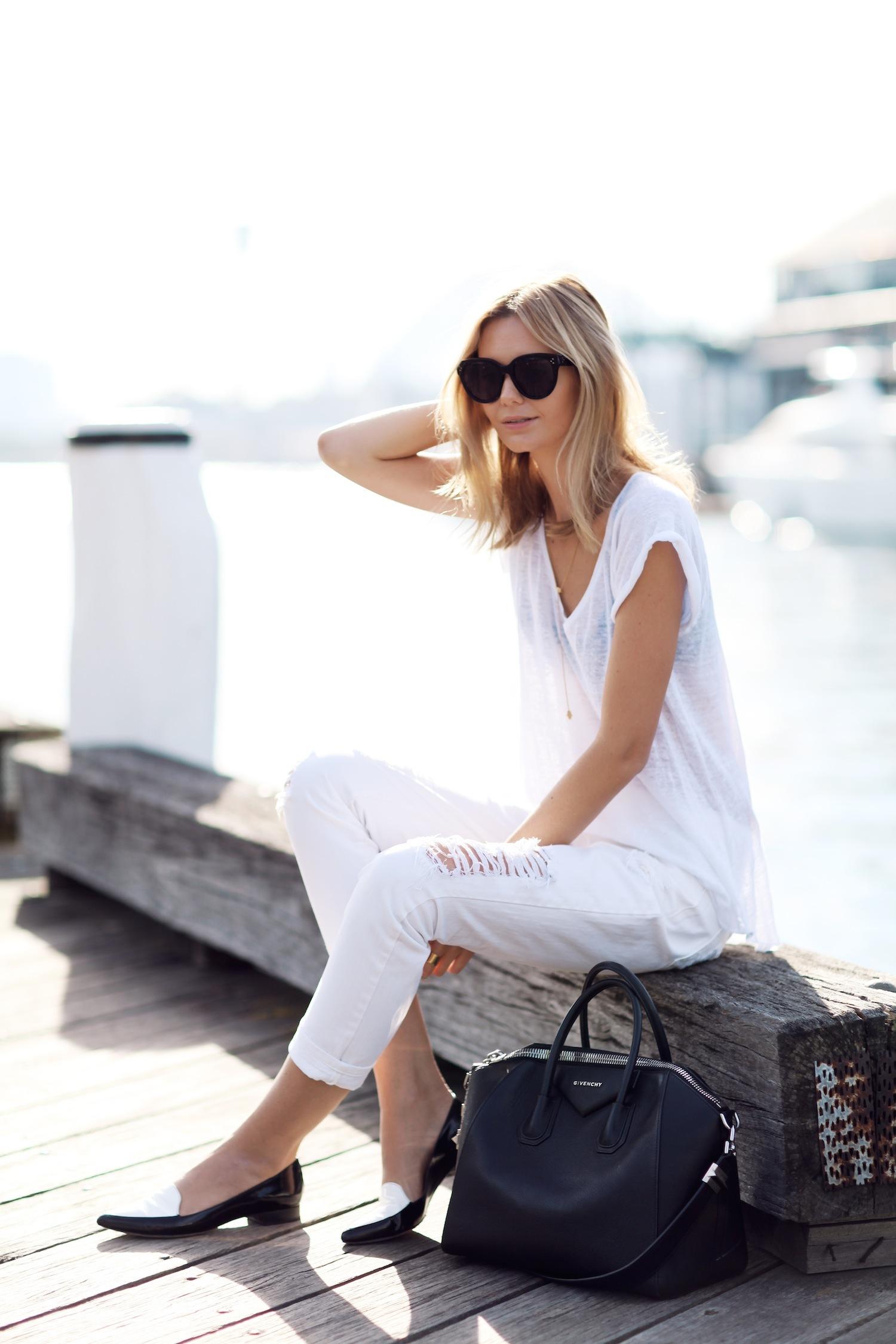 Foto de Looks con pantalones blancos (1/9)