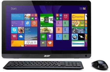 Ordenador Acer Aspire ZC-107 All-in-One por 249 euros