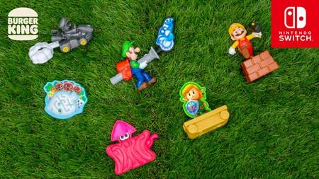 'Mario Kart', 'The Legend of Zelda' y 'Animal Crossing' llegan a Burger King en México: estás son todas las figuras disponibles