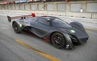 El Mazda Furai en pista