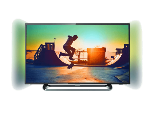 Televisor Ambilight HDR y 4K Philips