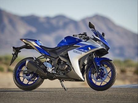 Yamaha YZF-R3, nueva deportiva de 42 cv para el segmento A2