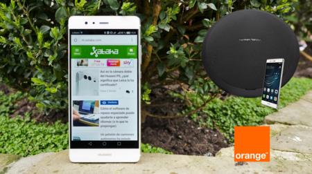Precios Huawei P9 con Orange y comparativa con Vodafone