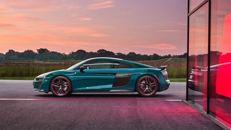 Audi R8 Green Hell Edition 6