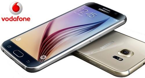 Precios Samsung Galaxy S6 y Galaxy S6 edge con Vodafone