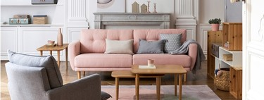 Renueva tu casa por poco dinero: los cojines más alegres y llamativos para cambiar salones y dormitorios