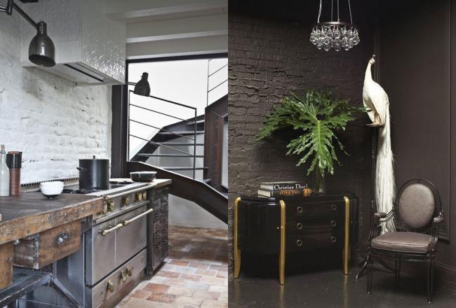 A ade textura defectos y personalidad a tus paredes - Ultimas tendencias en decoracion de paredes ...