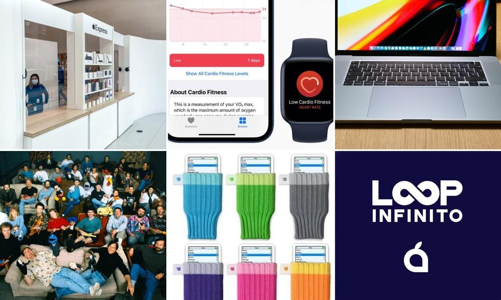 El hombre que diseñaba las presentaciones de Jobs, Store post-pandemia, capacidad aeróbica... La semana del podcast Loop Infinito