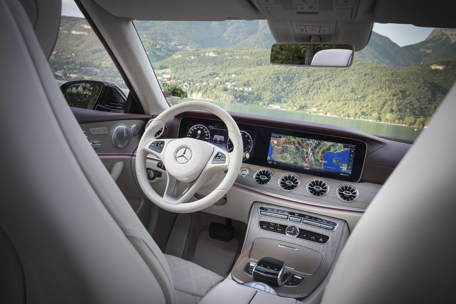 Foto de Mercedes-Benz Clase E Cabrio, toma de contacto (57/156)