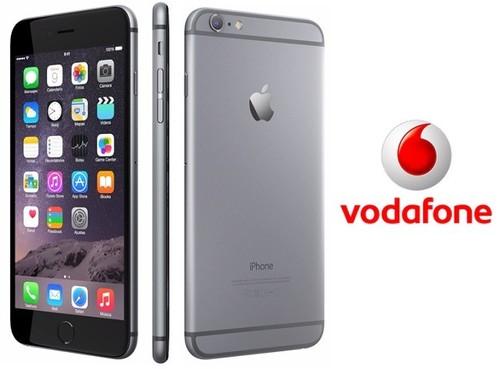 Precios iPhone 6 y iPhone 6 Plus con Vodafone