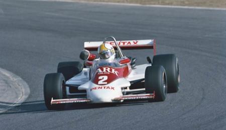Kazuyoshi Hoshino F2 japonesa 1983