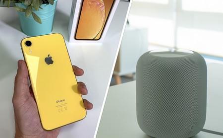 HomePod y iPhone XR ya a la venta en España: estos son sus precios y disponibilidad