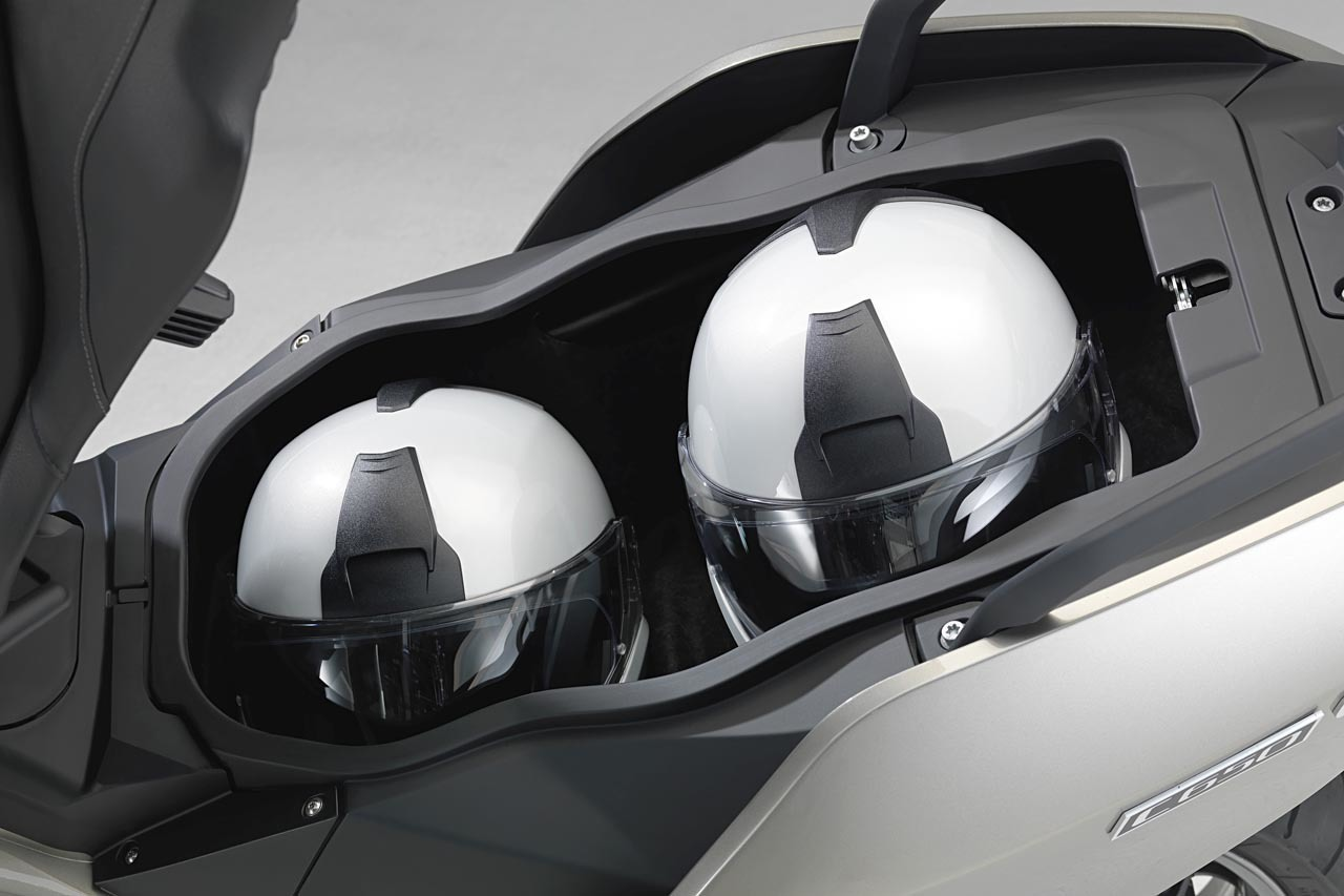 Foto de BMW C 650 GT y BMW C 600 Sport, detalles (11/38)