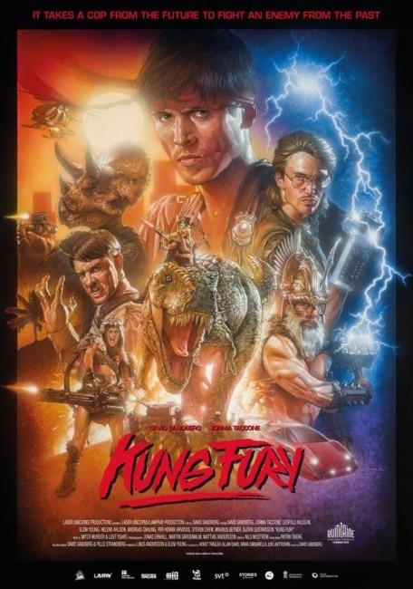 Cartel de Kung Fury
