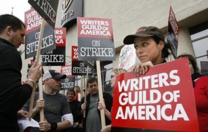 La huelga de guionistas se acabará el lunes