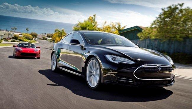 Tesla Motors Model S y Roadster