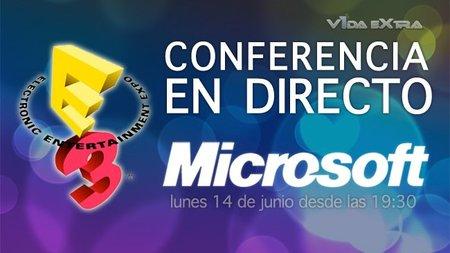 La conferencia de Microsoft en directo [E3 2010]
